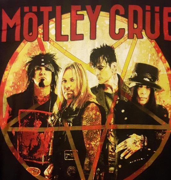 M O Gold Shirts Motley Crue Final Tour Concert Tee Poshmark